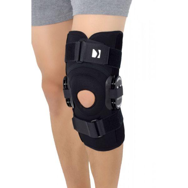 Закрытый ортез колена с регулировкой подвижности Reh4Mat Am-osk-z/2r