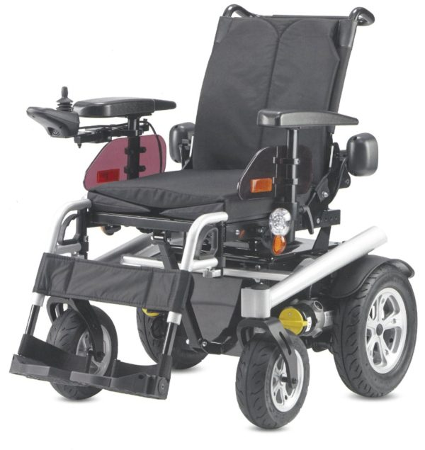 Кресло-коляска инвалидная электрическая , вариант исполнения LY-EB103 (103-TAIGA)