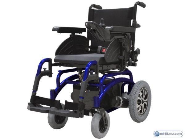 Кресло-коляска инвалидная электрическая , вариант исполнения LY-EB103 (103-650)