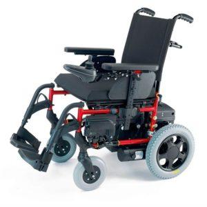 Кресло-коляска инвалидная с электроприводом (электрическая) для инвалидов LY-EB103 (103-F35-R2)